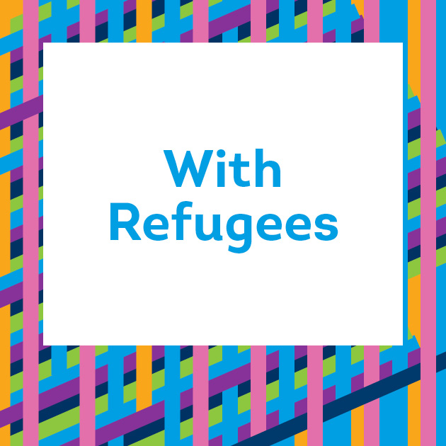 With Refugees News Term 2