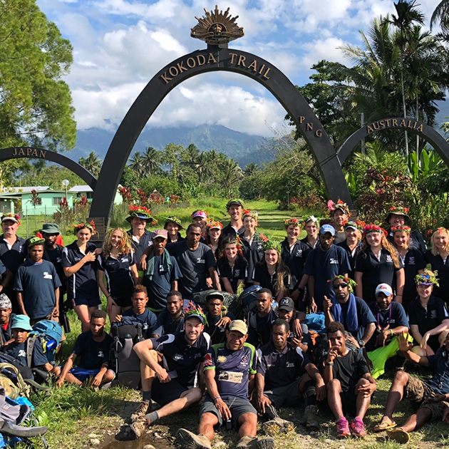 Kokoda News Term 4