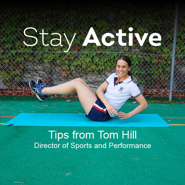 Stay Active Tile
