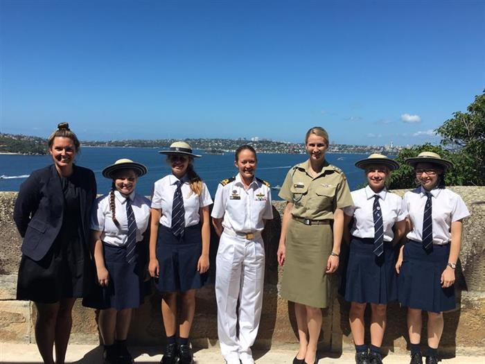 Women in Defence High Tea