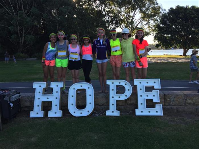 Sydney Relay for Life 2016 Article