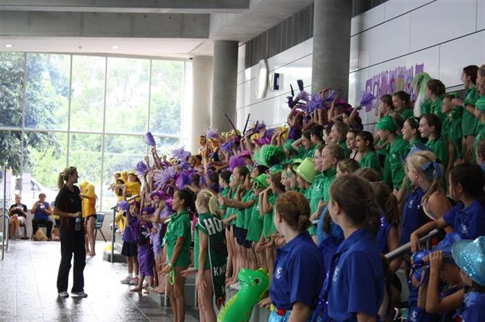 Junior School Swimming Carnival 2016 Article