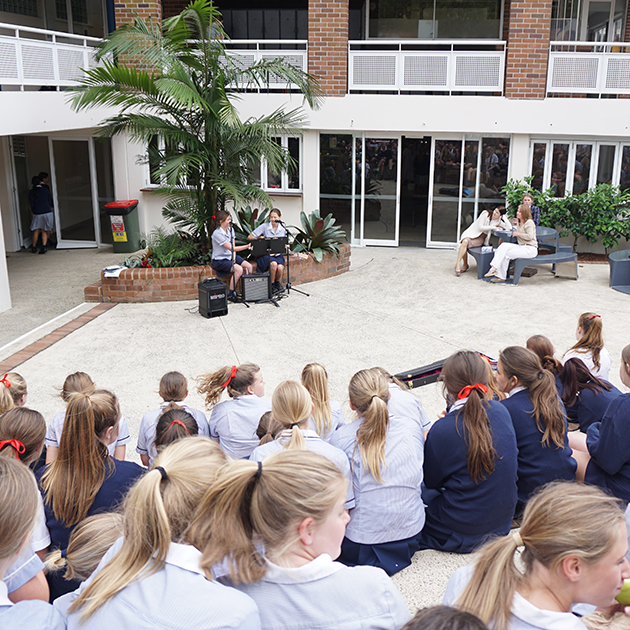 Year 10 Busking intitiative thumb