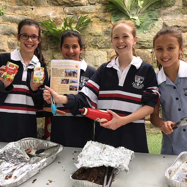 Junior School BBQ Thumb