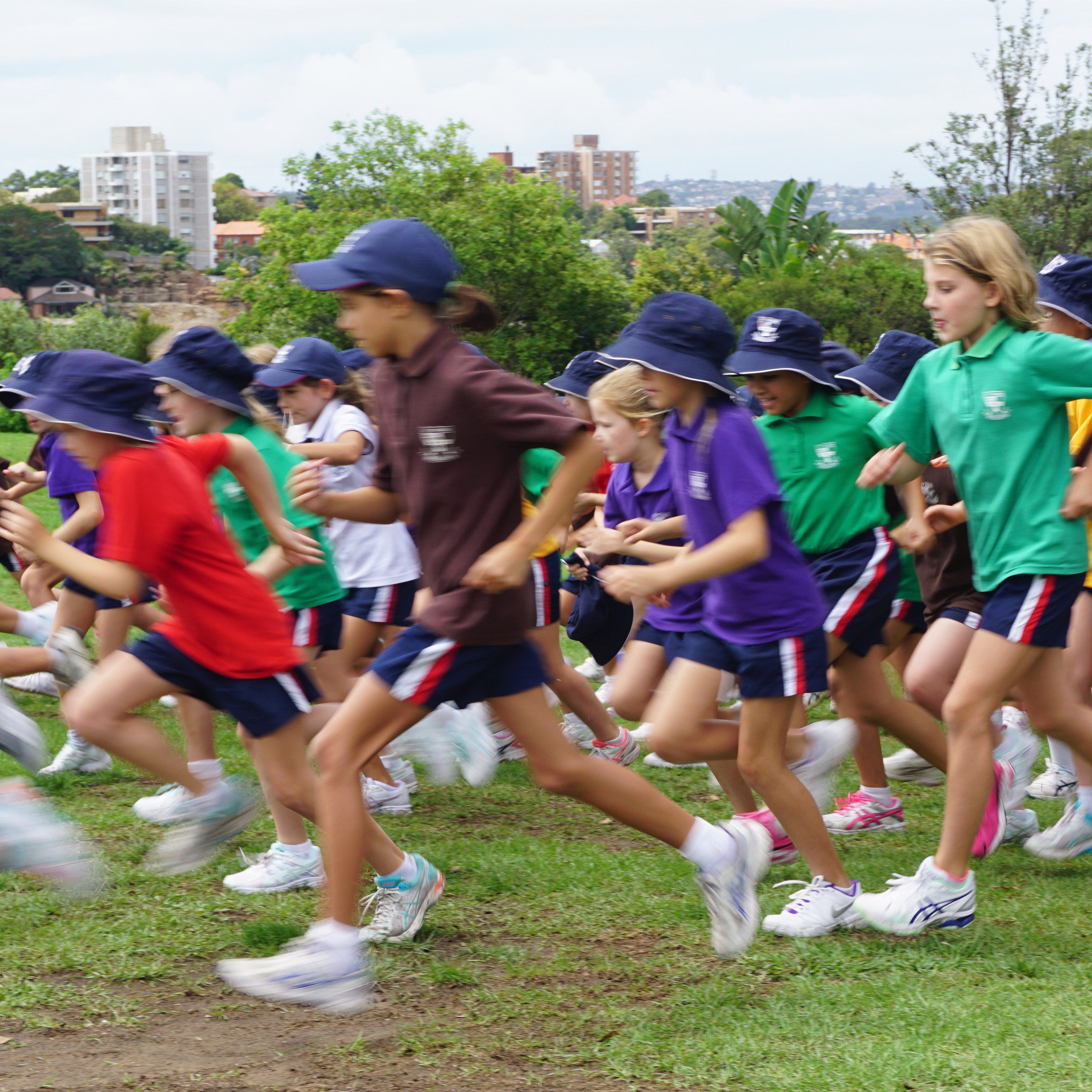 Junior School Cross Country Carnival thumb