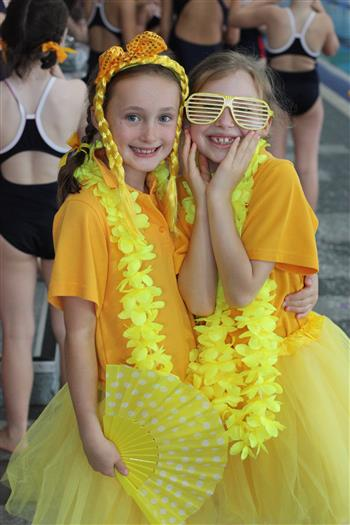 Junior School Swimming Carnival 11