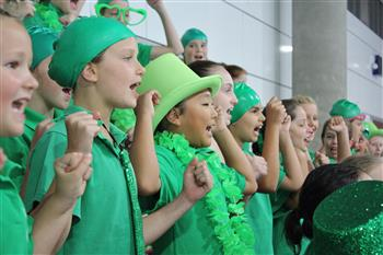 Junior School Swimming Carnival 17