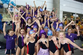 Junior School Swimming Carnival 20