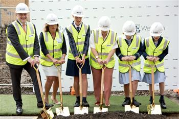 Ground Breaking Ceremony 15