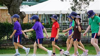 Junior School Cross Country Carnival 4