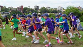 Junior School Cross Country Carnival 10