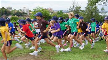 Junior School Cross Country Carnival 14