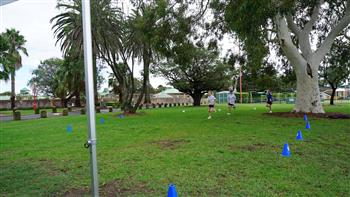 Junior School Cross Country Carnival 18