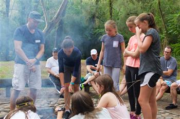 Year 7 Camp: Fathers and Daughters 2