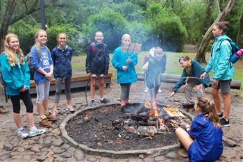 Year 7 Camp: Fathers and Daughters 8