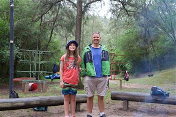 Year 7 Camp: Fathers and Daughters 9