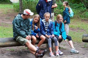 Year 7 Camp: Fathers and Daughters 12