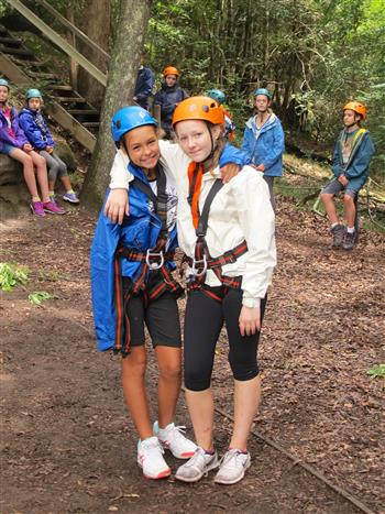 Year 7 Camp: Fathers and Daughters 20