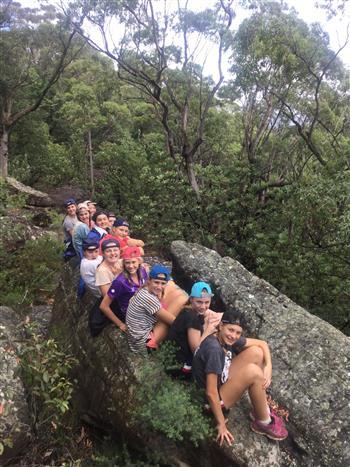 Year 9 Camp 2017 6
