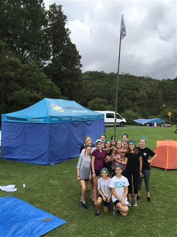Year 9 Camp 2017 18