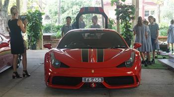 The Fourth Annual STEM Car and Transportation Showcase 10