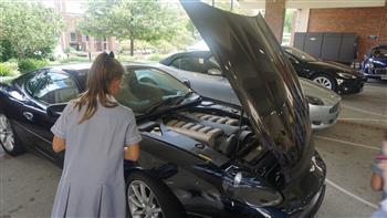 The Fourth Annual STEM Car and Transportation Showcase 12