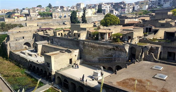History Tour Day 6 - Herculaneum