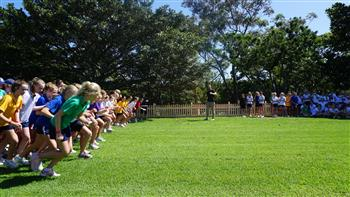 Senior School Cross Country Carnival 2017 14