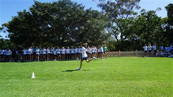 Senior School Cross Country Carnival 2017 16