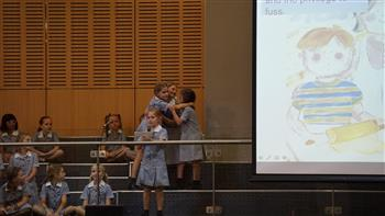 Junior School Grandparents Day 2017 4