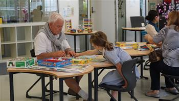 Junior School Grandparents Day 2017 11