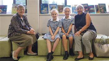 Junior School Grandparents Day 2017 19