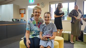 Junior School Grandparents Day 2017 20