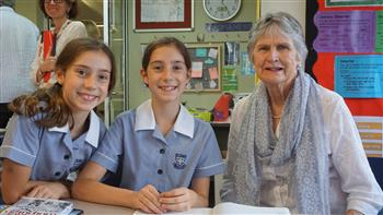 Junior School Grandparents Day 2017 22